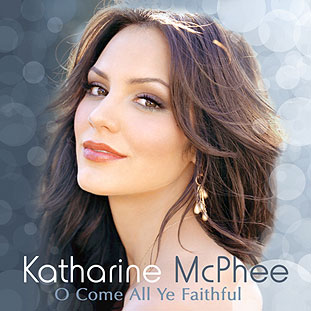 Katharine Mcphee Official Website