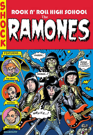 Ramones 1984 Interview