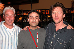 Andrew McCarthy and Al Gomes