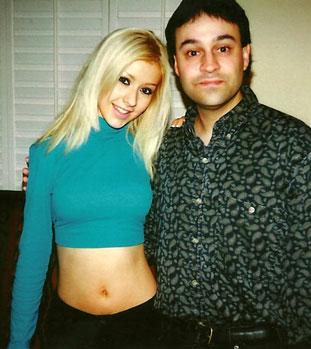 Al Gomes Christina Aguilera