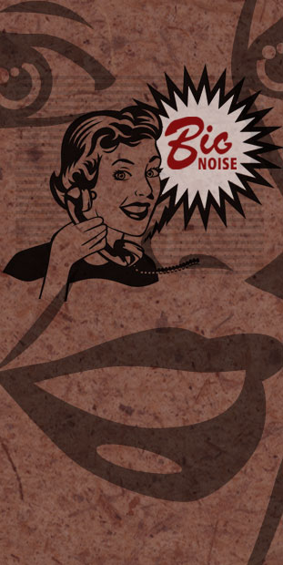 Big Noise Official Website contact